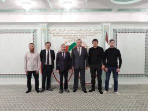 ИКЦ принял участие в праздничных мероприятиях от ЦДУМ РМ