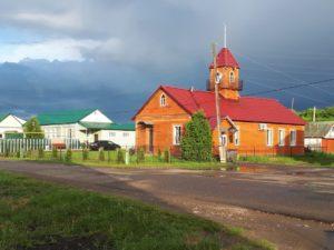 11 мая в селе Татарский Умыс Кочкуровского района по сложившейся традиции прошел коллективный ифтар - разговение